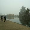 松本 3 霧の松本城