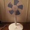 新しい扇風機
