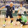 フットサル日本代表vsアルゼンチン代表 日本の修正とピヴォの価値