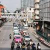今年のタイの経済成長率、また下方修正。