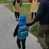 保育園の親子スタンプラリーに参加しました
