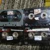 カセットテープ ダビング済みリスト1⃣ 青春のラジオ番組録音