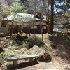 大菩薩嶺の山小屋は歴史を感じます