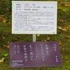 万葉歌碑を訪ねて(その1049、1050)―奈良市春日野町 春日大社神苑萬葉植物園(9、10)―万葉集 巻一 五四、巻七 一三三八