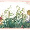大阪■1/10~26■降矢なな絵本原画展「黄いろのトマト」