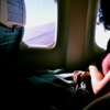 機内の座席は窓派?通路派?