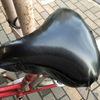 サドル交換不要!破れた自転車サドルにワンタッチ装着カバー