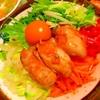 蒸し牡蠣キムチの海鮮ビビンバ