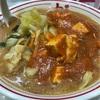 【ラーメン】蒙古タンメン中本の麻婆豆腐ェ・・・・・・