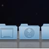 デスクトップからHDDアイコンを消す