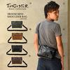 TRICKSTER TR102 3層ミニショルダー/サコッシュバッグ