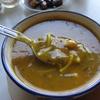 モロッコ1人旅行記 カサブランカ モロッコ料理『ハリラ』を初めて食べました~