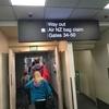 ★序曲-1★ ニュージーランド移民一家、オークランド空港の中心で叫ぶ