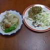 幸運な病のレシピ( 378 )朝:煮しめ仕立て直し、鯉の甘露煮、豚肩ロース青椒肉絲風