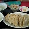 札幌市 中華 餃子館 / 餃子食べ放題にチャレンジしようと思ったのに