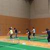 守山スポーツセンターバウンドテニス教室(第1回)