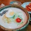 済州島(チェジュ島)グルメ #夏におすすめ麺料理の店(2)「ウォンハンアリカルグクスポッサム」