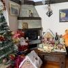 ミニチュア、クリスマスルーム