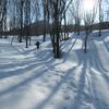 ◆山歩き2年目をふり返る②…春、真っ白な雪の上を歩いた。