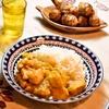 里芋と鶏ムネ肉の時短フライパンカレー☆