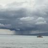 ハワイ旅行記3日目 7 雨に曇る「ヌウアヌパリ・ルックアウト」視界3m 、、の巻