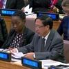 第73回総会第三委員会:第三委員会、シリア、ミャンマーの人権に関する長引く投票のなか、障害者、老人、人身売買に関する13草案を承認