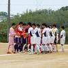 H30 6/17 練習試合 金光藤蔭高校、FCボランチ大阪