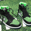 "【6月20日(土)発売】スニーカー抽選情報  ""NIKE AIR JORDAN 1 HIGH ZOOM R2T RAGE GREEN (CK6637-300)"""