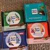 輸入菓子:三菱食品:リッターチョコ:ナッツホワイト/スペキュロス/キャラメルアーモンド/ココナッツマカロン/チョコミント