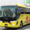 山形駅前で山交バス(山交バス)を撮影@2020.12その②~高速バス
