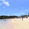沖縄旅行6 海中道路の奥、伊計ビーチへ