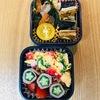 焼き塩鯖弁当と季節の変わり目の1ページ