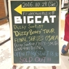 Dizzy Beats ツアーファイナル(Dizzy Sunfist×HEY-SMITH×GOOD4NOTHING@BIGCAT)