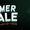 【Steam】サマーセール!いろんなゲームが安くなっています【2018】