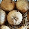 ライ麦胡桃パンのレシピ&クルミの下処理方法