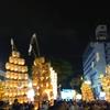 竿燈祭り3日目