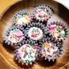 【バレンタイン】ダイソーで材料購入。息子と一緒に初めての簡単チョコ作り♪