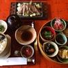 【滋賀県】2月に入ったので日牟禮茶屋のランチを食べてきました-今月のおこわ米は「黒豆ご飯」でした-