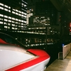 東京駅の新幹線ホーム(東京都千代田区)