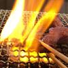美味いラム肉を七輪で炭火網焼きして満喫! ∴ 羊食市場 しまだや 狸小路店