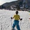 スキー〜寒空の博多もつ鍋