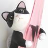 「はなさないニャー ギュッと歯ブラシホルダー」が『フェリシモ猫部』から登場なのねん