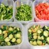 家事貯金・野菜を洗う、切る手間を貯金してラクをするコツ・実は家事もビジネスも問題解決の根は同じ