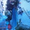 【モロッコ女子旅】青い街シャウエンのバスターミナル