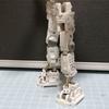 【ガンプラ】 1/100 リアルタイプ MS-06 ザクを作る その131 2020年1月13日 【旧キット】(内部フレーム フルスクラッチ)