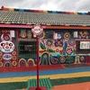 2019年8月 台湾旅行記⑪ 4日目-Ⅱ ~ 台中・彩虹眷村で絵本の世界に飛び込めます ~