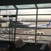 搭乗記 ANA 中部⇒羽田 B738 NH086 普通席