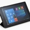 テックウインド ドッキングステーション付属のWindowsタブレット「CLIDE W08A」を国内で発表 スペックまとめ