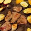 実家に帰った時は、みんなで楽しく焼き肉  8月14日の晩ごはん