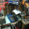 エアプレニッシングハンマーを製作